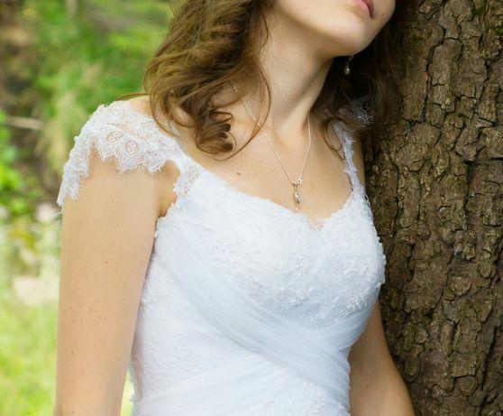 Suknia ślubna Filipina