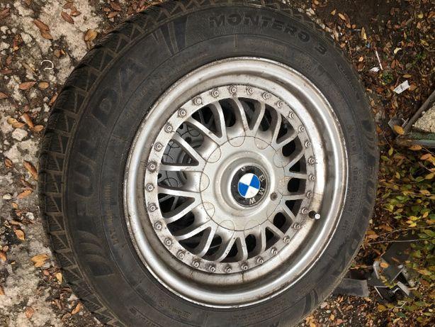 Колеса BMW зима R15 Fulda