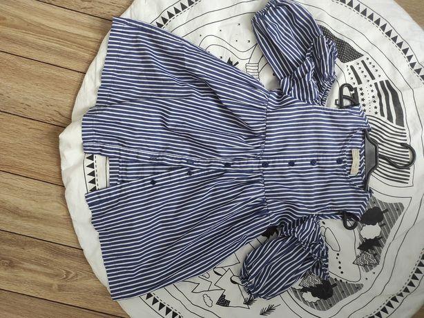 Sukienka Zara 122 jak nowa