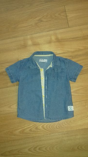 Koszula dla chłopca 5 10 15