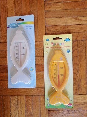 Термометр для води