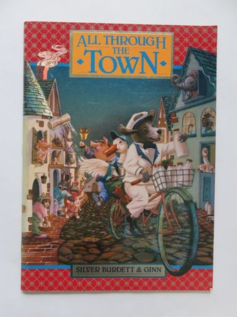 All through the Town. Word of Reading.