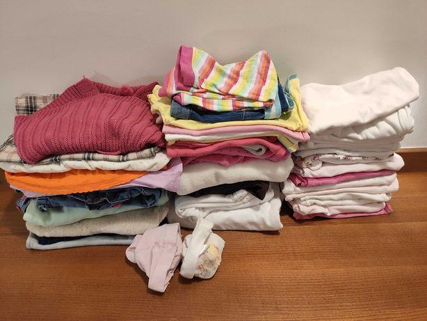 ubranka mega paka w rozmiarze 74 H&M Cool Club 5-10-15 Reserved F&F