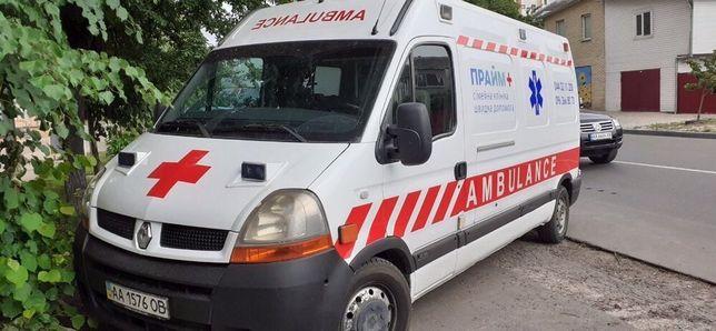 Дежурство скорой помощи на массовых мероприятиях (ивентах)