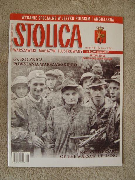 Stolica magazyn nr 8 sierpień 2009