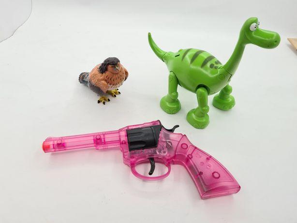 Игрушки Добрый Томи Pixar Disney Револьвер Wicke на Пистонах Германия