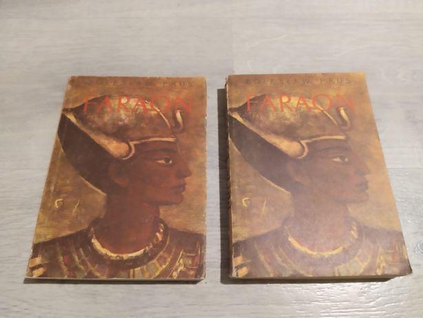 Faraon  dwa tomy