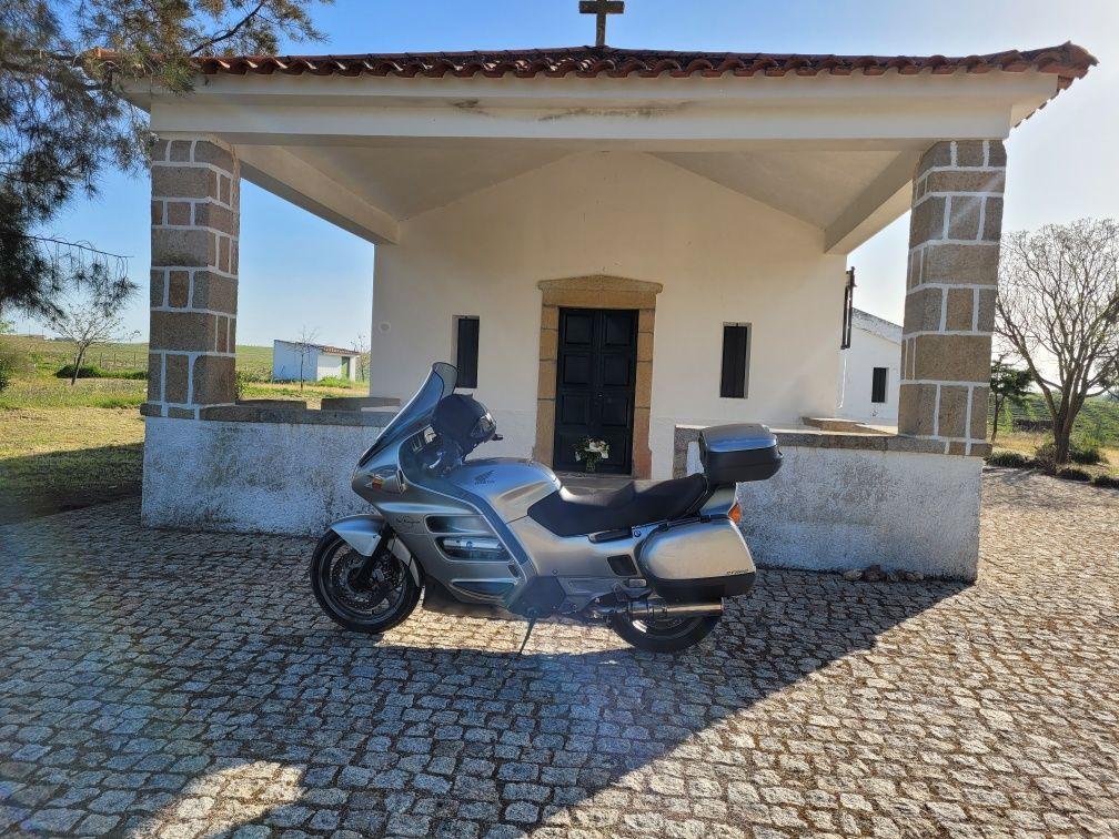 Honda Pan European ou troco por  mercedes