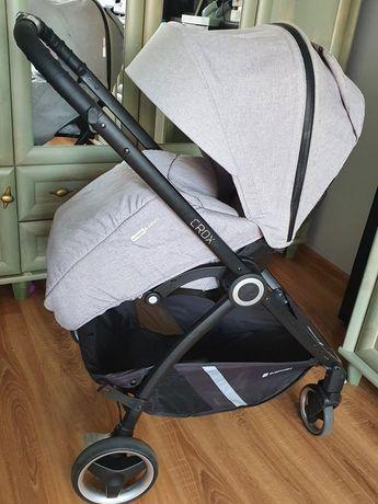 Wózek spacerówka Crox Euro-Cart lekki 9 kg