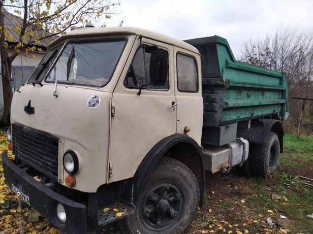 МАЗ-5549  Самоскид