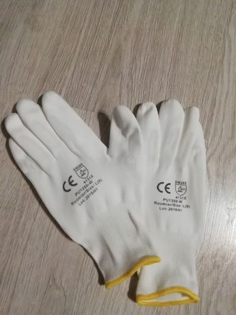 Rękawice ochronne rozm L