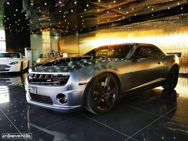 Chevrolet Camaro SS 6.2 V8 Manual