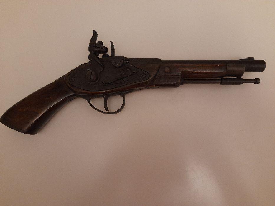 pistolet skałkowy Warszawa - image 1