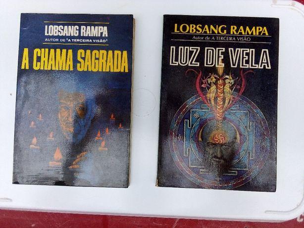 Lobsang Rampa, Jacob Needleman e Axel Munthe - 8 Livros