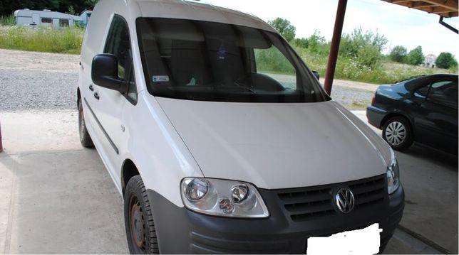 Разборка Volkswagen Caddy (Кадди) 2004-2010 г. 1,9