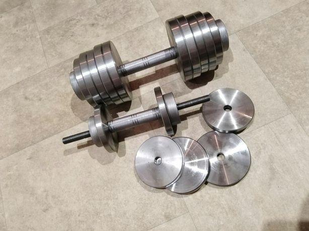 Гонтели наборние нактдние 16-68 кг