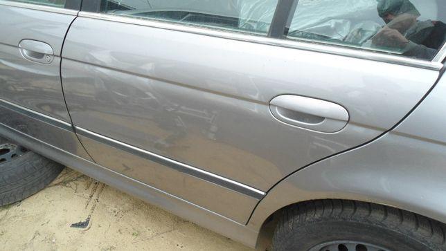 Drzwi Lewy TYŁ BMW e39 Sedan Kombi ASPENSILBER