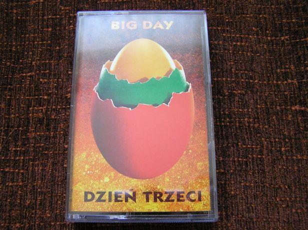 Big Day Dzień Trzeci kaseta audio magnetofonowa stan idealny