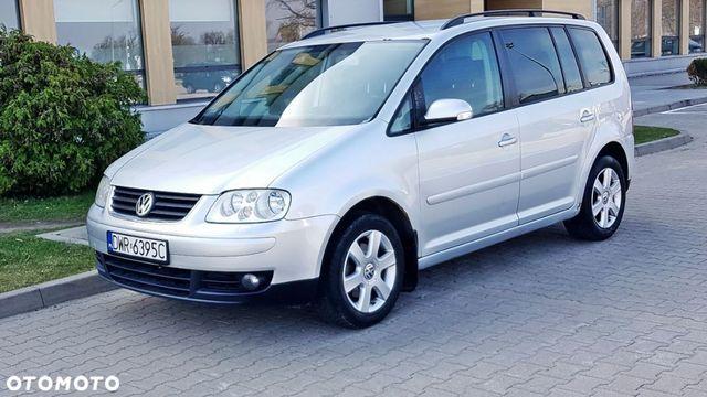 Volkswagen Touran 2,0TDI 2006 r.