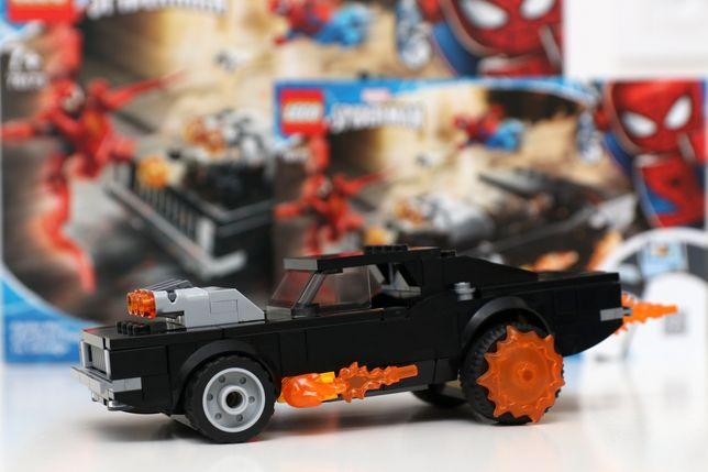 LEGO 76173 Dodge Charger Upiornego Jeźdźca sam samochód OKAZJA