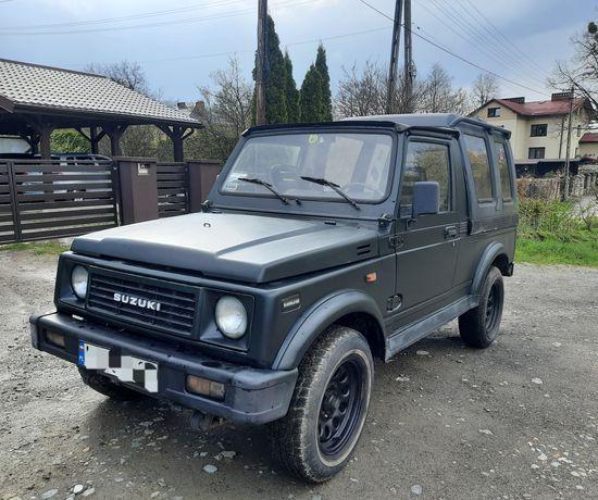 Suzuki Samurai 1.3 benzyna JSA pickup z hardtop