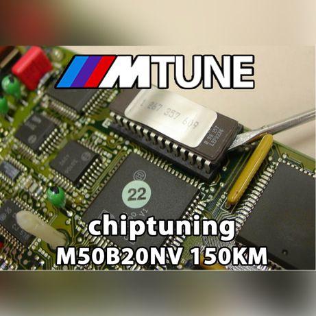 Kość EPROM chiptuning BMW E36 402 M50B20NV chip POPCORN DRIFT MTUNE