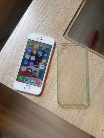 Iphone SE 32GB srebrny