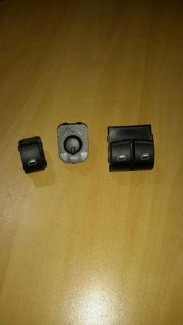 Conjunto de botões dos vidros Audi A3 8P 3portas