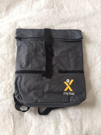 Plecak z przegródkami nowy