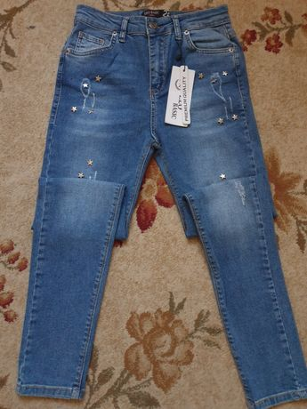 Распродажа джинсы зауженые женские