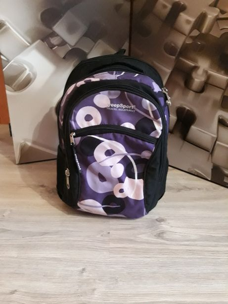 Plecak ,tornister,YeepSport -Jak nowy.
