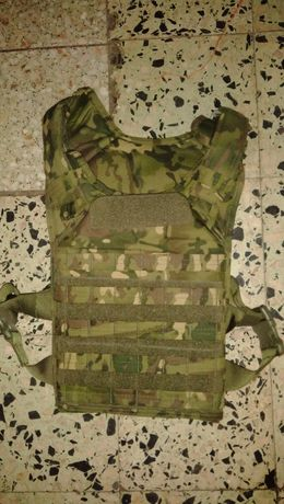 Colete plate carrier airsoft