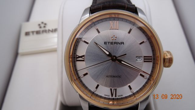 Zegarek Eterna Adventic Date Automatic