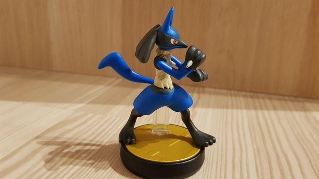 Figurka Amiibo Lucario
