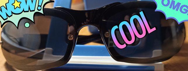 Okulary dziecięce przeciwsłoneczne /zamienię na czekolade Nussbeisser