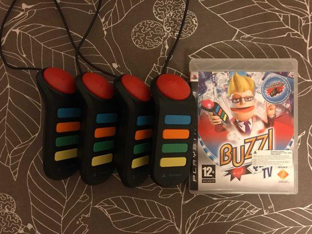 Buzz QuizTv Na Sony Ps3 Po Angielsku 4Buzzeram Wysylam Pobraniem