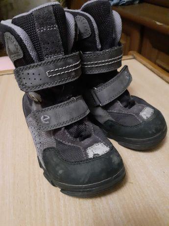 Зимние термо ботинки р 29
