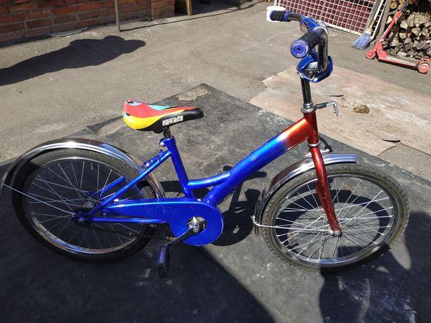 """Чудовий велосипед з колесами на 20"""""""