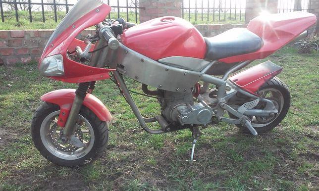 motorek-scigacz bike