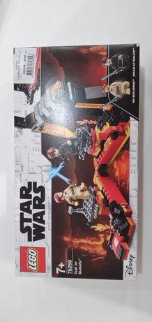 LEGO STAR WARS битва на мустафаре