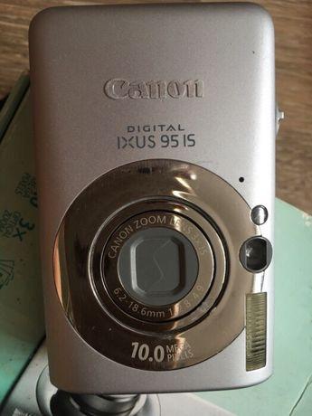 Canon ixus 95IS цифровой фотоаппарат