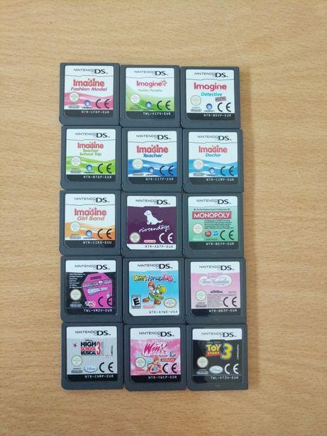 14 Jogos Nintendo DS!
