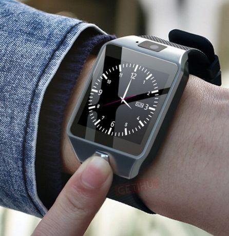Smartwatch Zegarek, Opaska, 34 funkcje SIM, SMS model 2020, BT