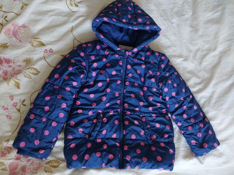 Продам демісезонну куртку для дівчинки