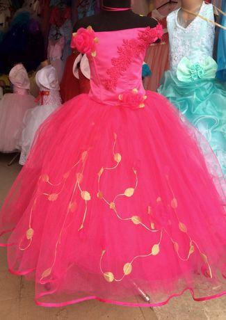 Платье детское, выпускное, праздничное.