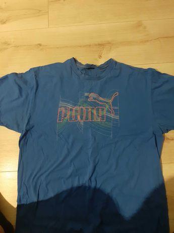 Koszulka Niebieska Puma