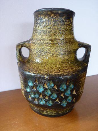 Wazon lata 50-60 Lava D&B Keramik Dümler Breiden H 162-26