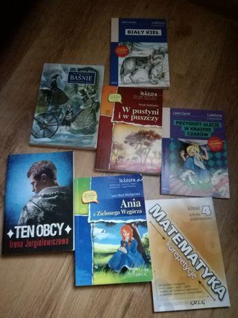 Książki,lektury dla dzieci
