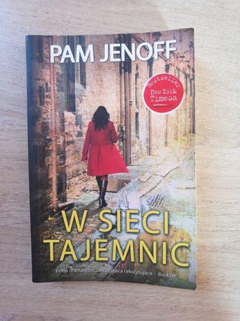 """""""w sieci tajemnic"""" Pam Jenoff"""