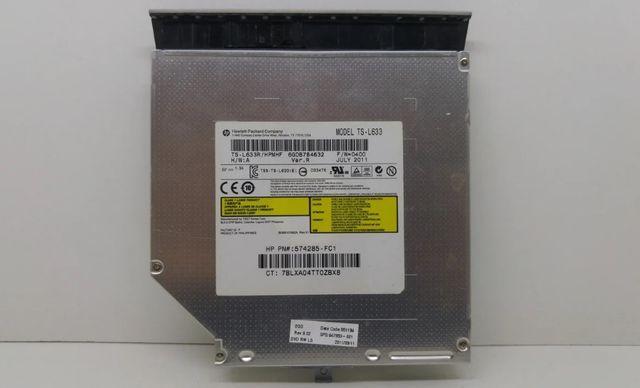 Привод SATA DVD-RW HP TS-L633 (для ноутбука)